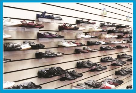 Повседневные и праздничные туфли